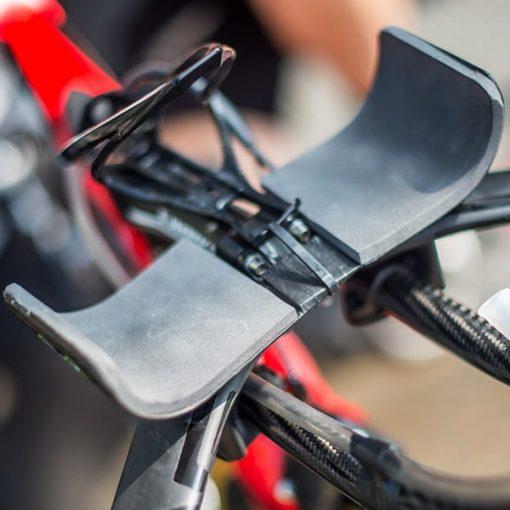 D2Z carbon fibre armrests