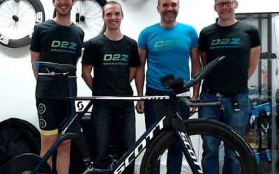 Introduction to Rob Lee – bike fitter and Training Peaks coach