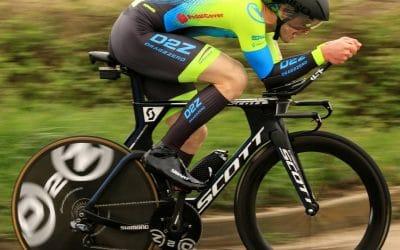 Kieron Davies wins first race of the season – Charlottesville CC 50TT