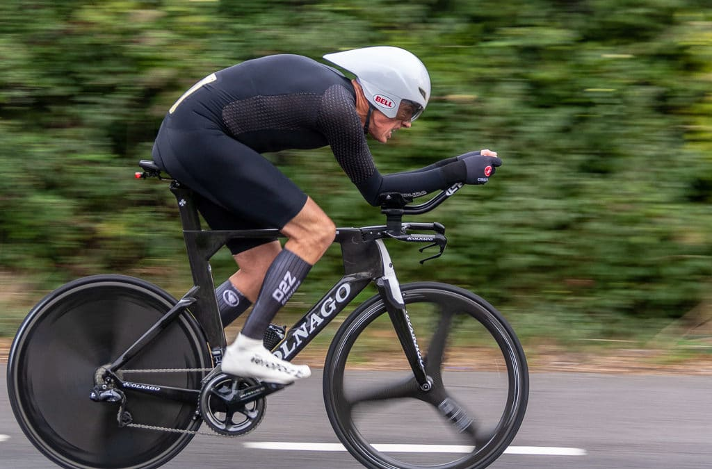 Time trial case study: Neil Mackley