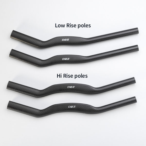D2Z Low and Hi rise poles